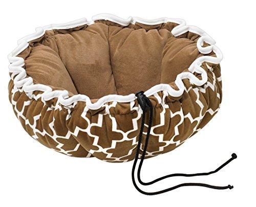 Bowsers Buttercup Bed, Small, Cedar Lattice
