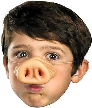 Schweinenase Schwein Nase Tiernase Piggy Ferkel Schnauze Schweineschnauze Kostüm