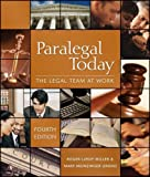 Paralegal Today - Legal Team at Work 9781435438774