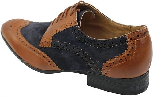 italien design daim Galax simili bleu homme cuir Chaussure u3l5Kc1JTF