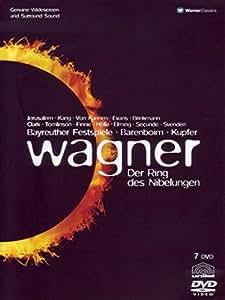 Richard Wagner: Der Ring des Nibelungen (7 DVDs) [Reino Unido]