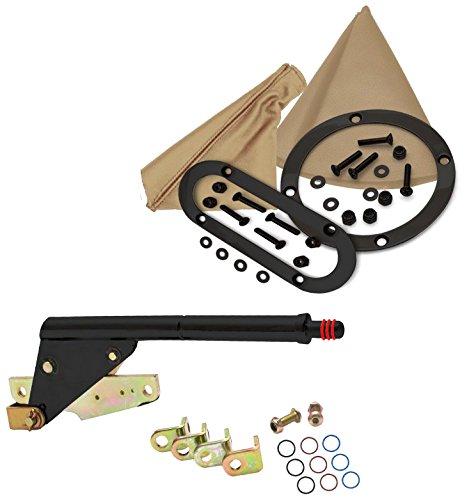 American Shifter 404008 518 Shifter 10 E Brake Trim Kit for D6EB4