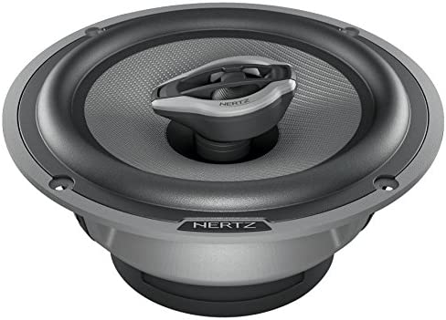 HERTZ HCX165 6.5 2-Way Hi-Energy Coaxial Speakers