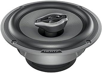 """HERTZ HCX 165 6.5"""" 2-Way Hi-Energy Coaxial Speakers HCX165"""