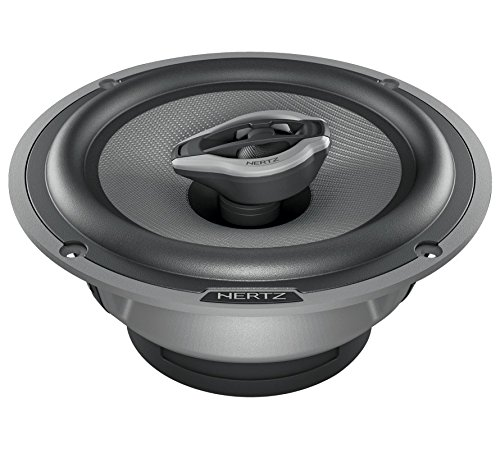 HERTZ HCX 165 6.5″ 2-Way Hi-Energy Coaxial Speakers HCX165