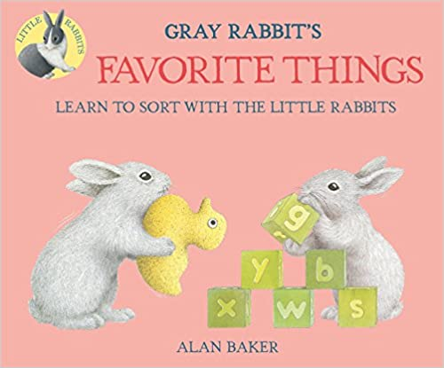 Gray Rabbit's Favorite Things (Little Rabbit Books)