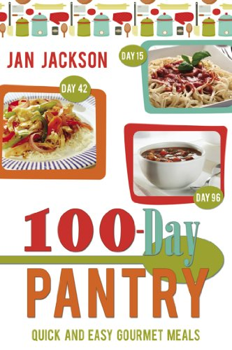 100-Day Pantry by [Jackson, Jan ]
