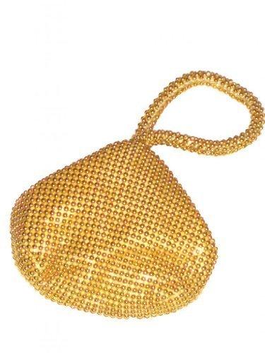 ICE (2322) Damen Handgelenktasche Gold-