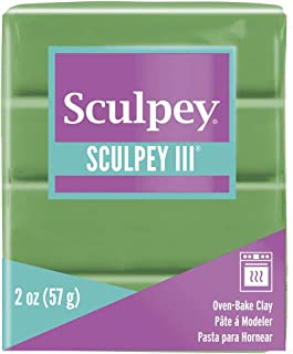 product image for Polyform Sculpey III Polymer Clay, 2-Ounce, String Bean