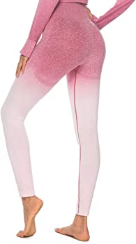 Modaworld Mallas Deportivas Mujer Leggins Yoga Leggings de entrenamiento para mujer Fitness deporte gimnasio yoga pantalones deportivos niña Polainas