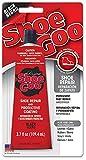 Shoe GOO Adhesive, 3.7 fl oz - Black (Pack of 2)