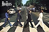 Generic The Beatles- Abbey Road Poster Print, 36x24 Collections Poster Print, 36x24