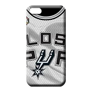diy zheng Ipod Touch 4 4th Dirtshock Customized style mobile phone carrying covers san antonio spurs nba basketball
