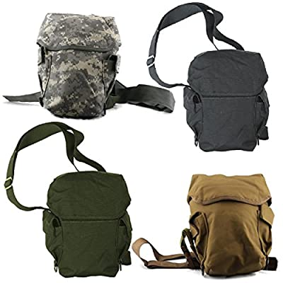 Voodoo Tactical Deluxe Drop Leg Gas Mask Pouch from Voodoo Tactical