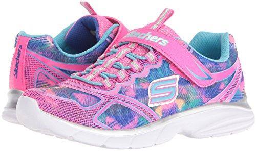 Pictures of Skechers Kids Girls' Spirit Sprintz SneakerNeon Pink/ 81335L 4