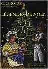 Légendes de Noël par Lenotre