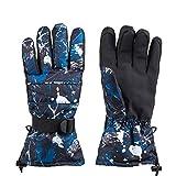 Men Waterproof Winter Outdoor Glove Windproof Ski Snowboarding Gloves