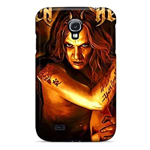 Samsung Galaxy S4 VOh18878fRBn Unique Design Vivid Papa Roach Series Shock-Absorbing Cell-phone Hard Cover -IanJoeyPatricia