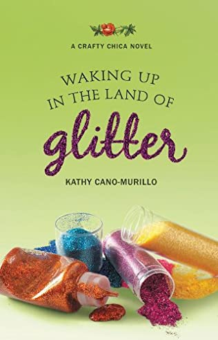 book cover of Waking Up in the Land of Glitter