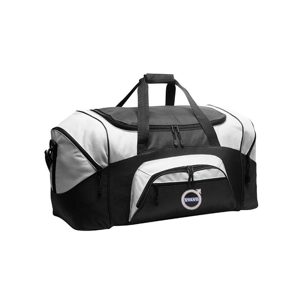 Genuine Volvo Duffle Bag Large with Volvo logo