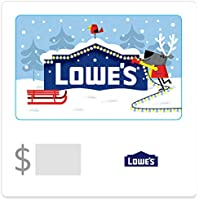 $100 Lowes Gift Card Email Delivery