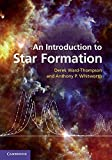 img - for An Introduction to Star Formation by Derek Ward-Thompson (2011-03-14) book / textbook / text book