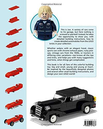 Build Your Own Lego Vehicles Joachim Klang 9783868527667 Amazon