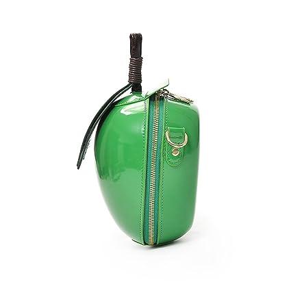 Amazon.com: De la Mujer Fashion Apple Shape bolso hosamtel ...