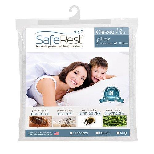 Standard SafeRest Hypoallergenic Waterproof Encasement product image