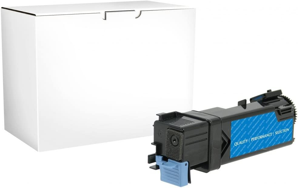 Remanufactured High Yield Cyan Toner Cartridge for Dell 2150/2155