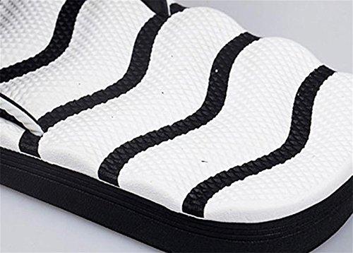 Zapatos Sandalias Sliders de Pool verano Chanclas Baño antideslizantes Mulas Beach Mens W Sandalias Zapatillas 41 de XY ducha qfwWIvt6