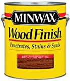 Minwax 710460000 Wood Finish, 1 gallon, Red Chestnut by Minwax