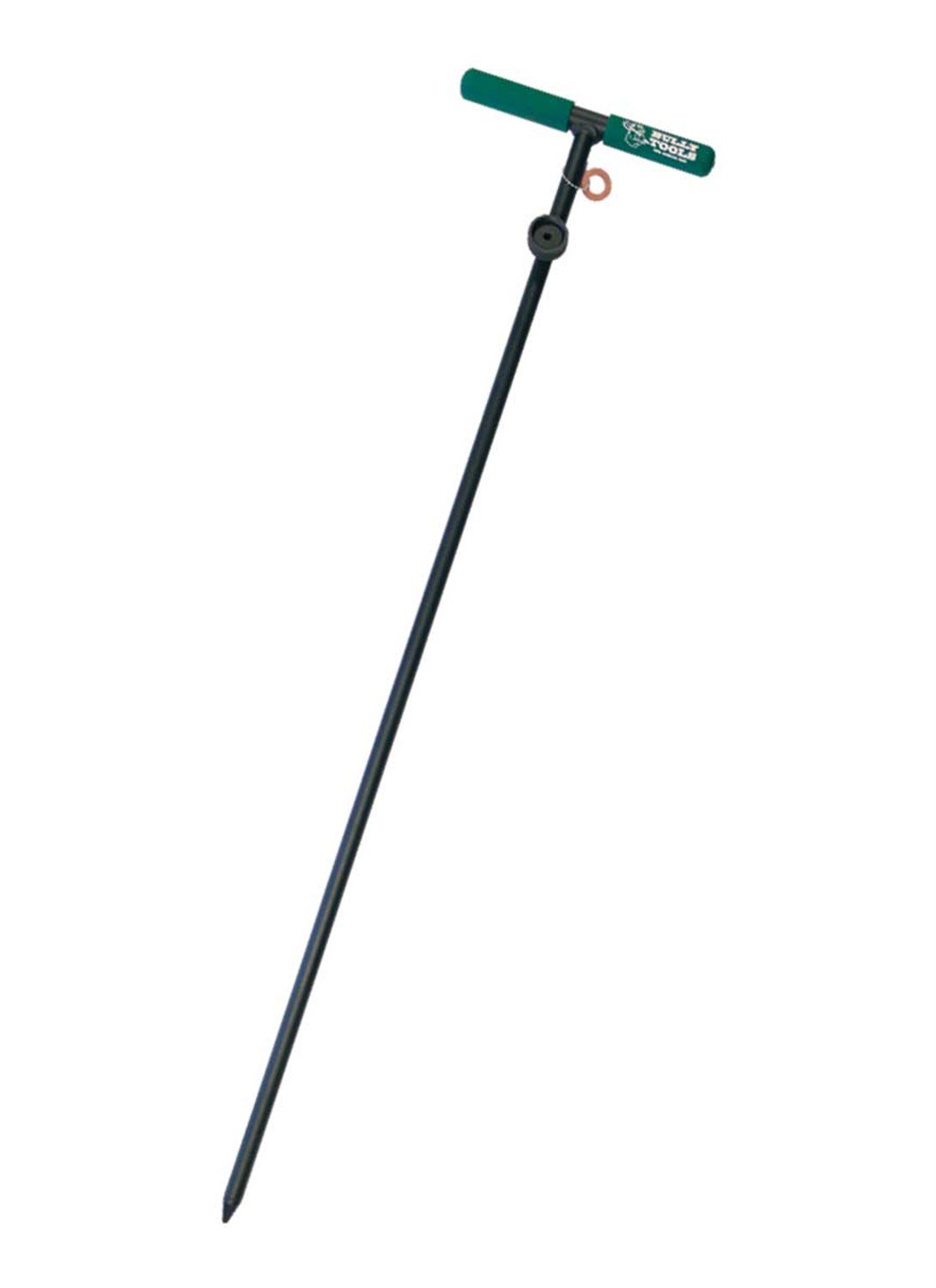 Bully Tools 92300 Root Soaker Irrigation Tool with Steel T Style Handle