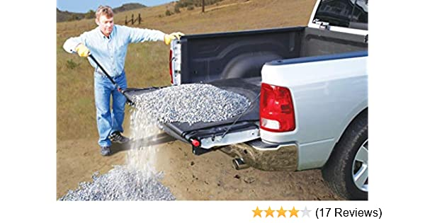 Truck Bed Unloader 2,000 lb 1 Ton Pickup Cargo EASY UNLOAD NO TOOLS REQUIRED