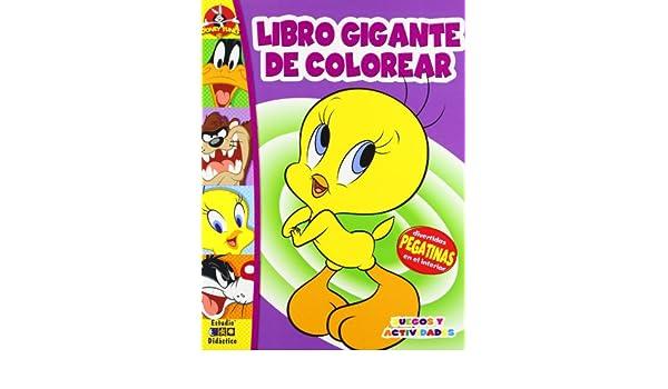Libro Gigante De Colorear Piolin: Estudio Didáctico ...