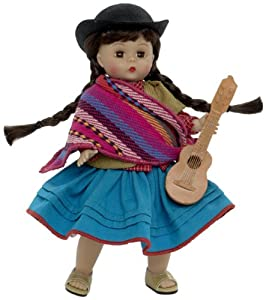 Madame Alexander Fighting Cholita Bolivia Fashion Doll