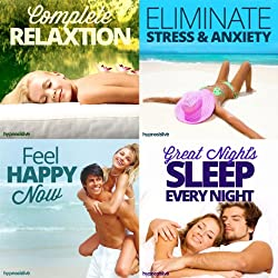 The Total Relaxation Hypnosis Bundle