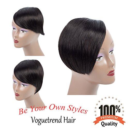side bangs hair extensions - 5