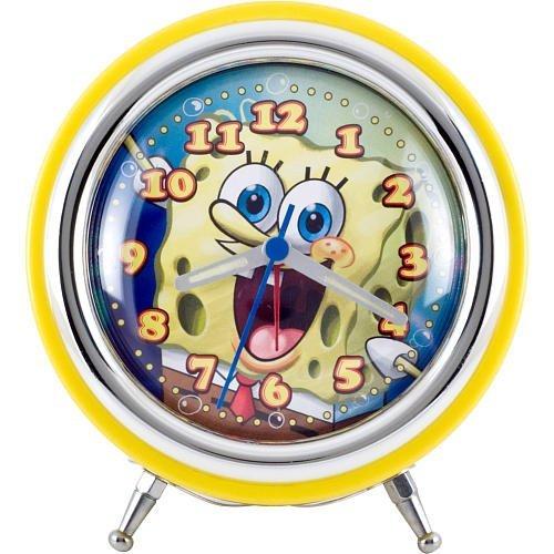 SpongeBob SquarePants Round Alarm Clock