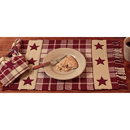 Buy primitive placemats for dining table