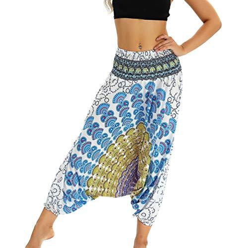 Femmes Danse Yoga De Pantalon Lvguang Beach Hippie Style6 Party Boho Pour aRx56nFWq