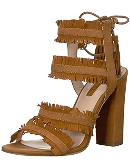 f85ffb74e855a Amazon.com: GUESS - Heeled Sandals / Sandals: Clothing, Shoes & Jewelry