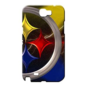 samsung note 2 covers High-end Skin Cases Covers For phone mobile phone case pittsburgh steelers nfl football