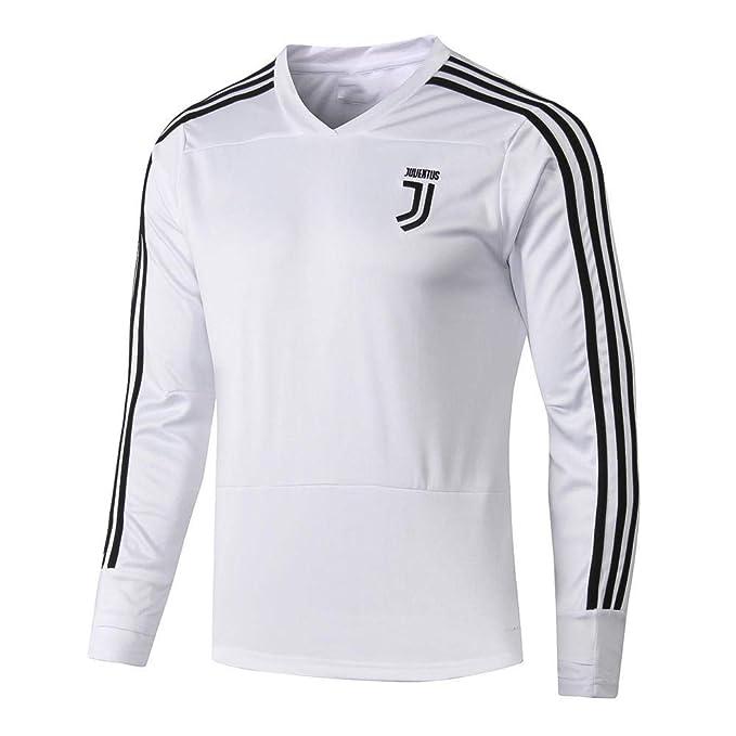 Club Camiseta de Manga Larga Camiseta de fútbol Traje de ...