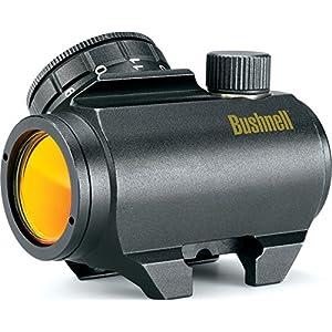 Bushnell Trophy TRS-25 Red Dot Sight Riflescope, 1 x 25mm, Black