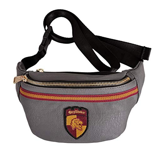 (Loungefly Harry Potter Gryffindor Faux Leather Fanny Pack Standard)