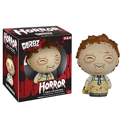 Funko Dorbz: Horror - Leatherface Action Figure: Funko Dorbz:: Toys & Games