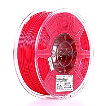 eSUN 1.75mm Magenta PLA Pro (PLA+) 3D Printer Filament 1KG Spool (2.2lbs) (1.75mm Magenta)