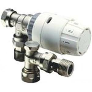 Danfoss Randall RAS-C2 - Válvula termostática para radiador (8/10 mm)