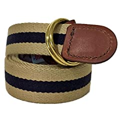Barrons-Hunter D Ring Belt